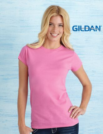 Softstyle Ladies' T-Shirt Thumbnail